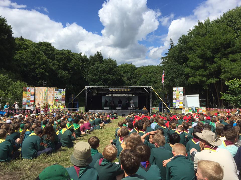 County Cubs 100 Camp